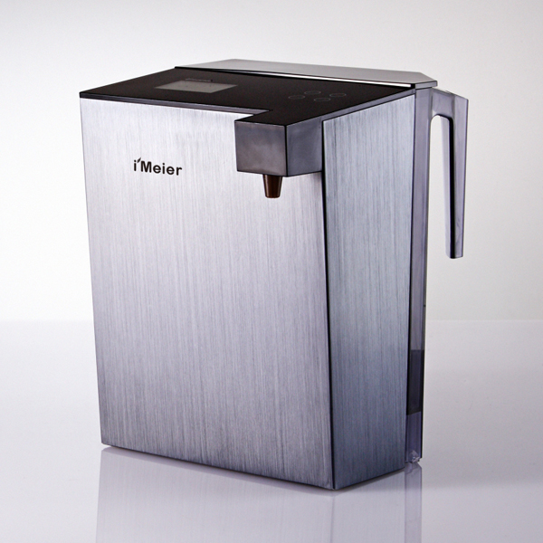 imeier即熱式智能飲水機(含濾心) 黑灰
