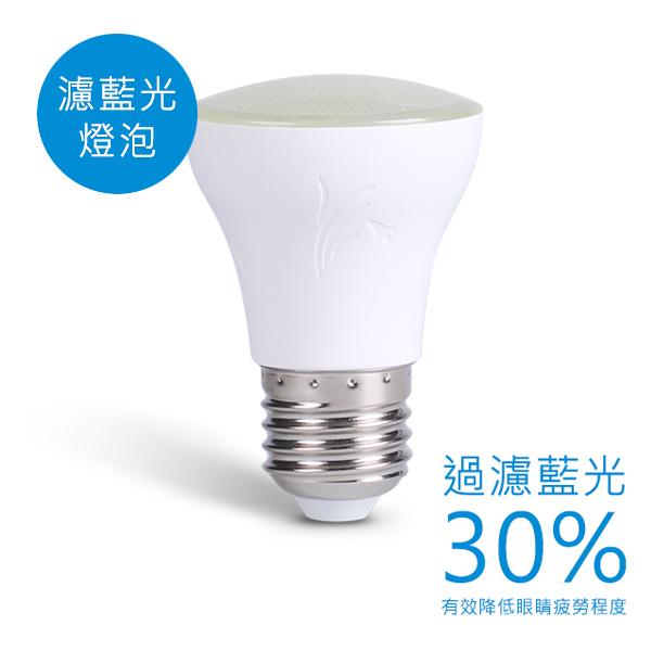 檯燈用@濾藍光3.6瓦@高演色性 LED 燈泡