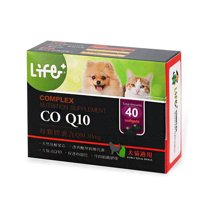L Life+ CO-Q10左旋輔酵素(貓狗適用)