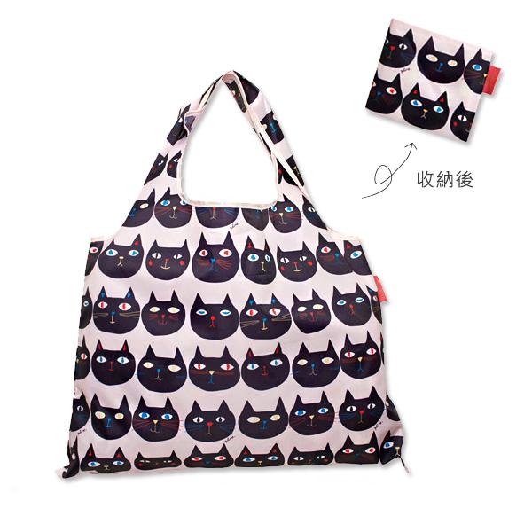 日本 Prairie Dog 設計包 貓臉