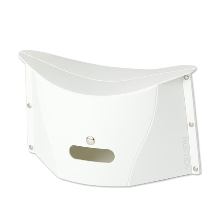 日本 PATATTO Mini 摺疊椅(小) 雪白