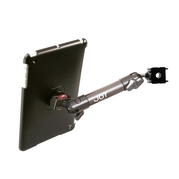 磁吸式 iPad Air 杯架固定式碳纖維車用架