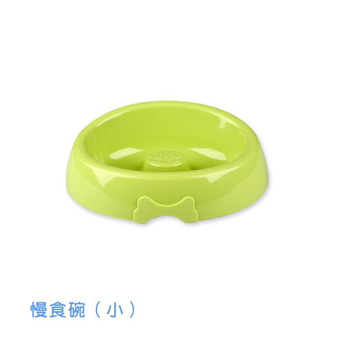 FUNPUP 寵物慢食碗 (小)綠