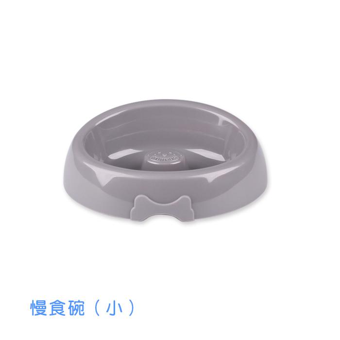 FUNPUP 寵物慢食碗 (小)灰