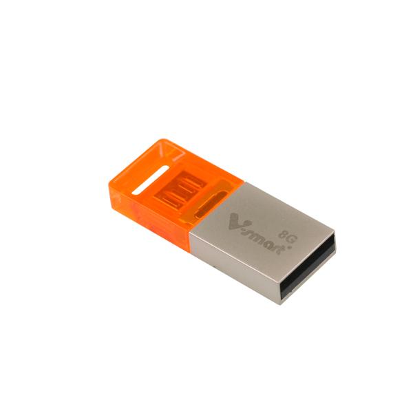 V-smart SP01 OTG隨身碟 橘(8G)