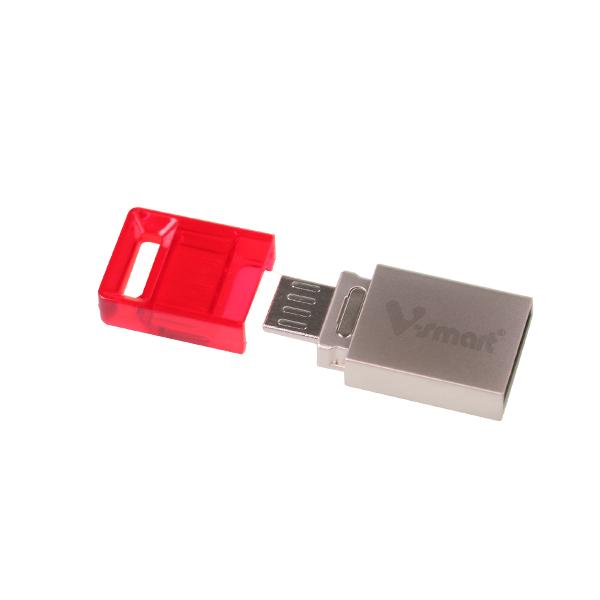 V-smart SP01 OTG隨身碟 紅(16G)